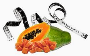 Gambar Manfaat buah pepaya untuk diet