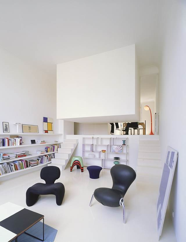 bilik tidur apartment sempit