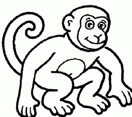 Los Amigos de Don Gorilon: Nuestros dibujos para colorear