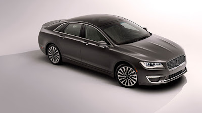 2017 Lincoln MKZ Debuts at Los Angeles Auto Show