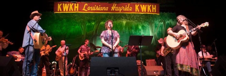 Airheart at Louisiana Hayride,  Strand