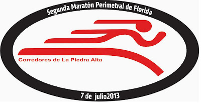 Maratón perimetral de Florida (2a.Ed., 07/jul/2013)