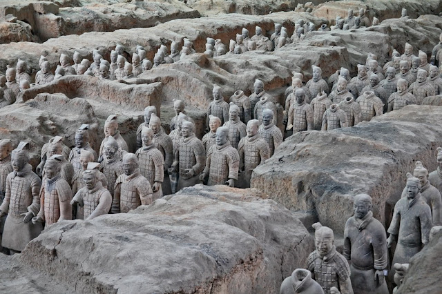 xian travel Terracotta Army