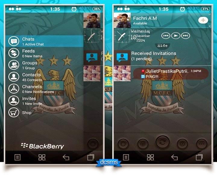 BBM Mod Transparan + Change Background V2.5.1.46