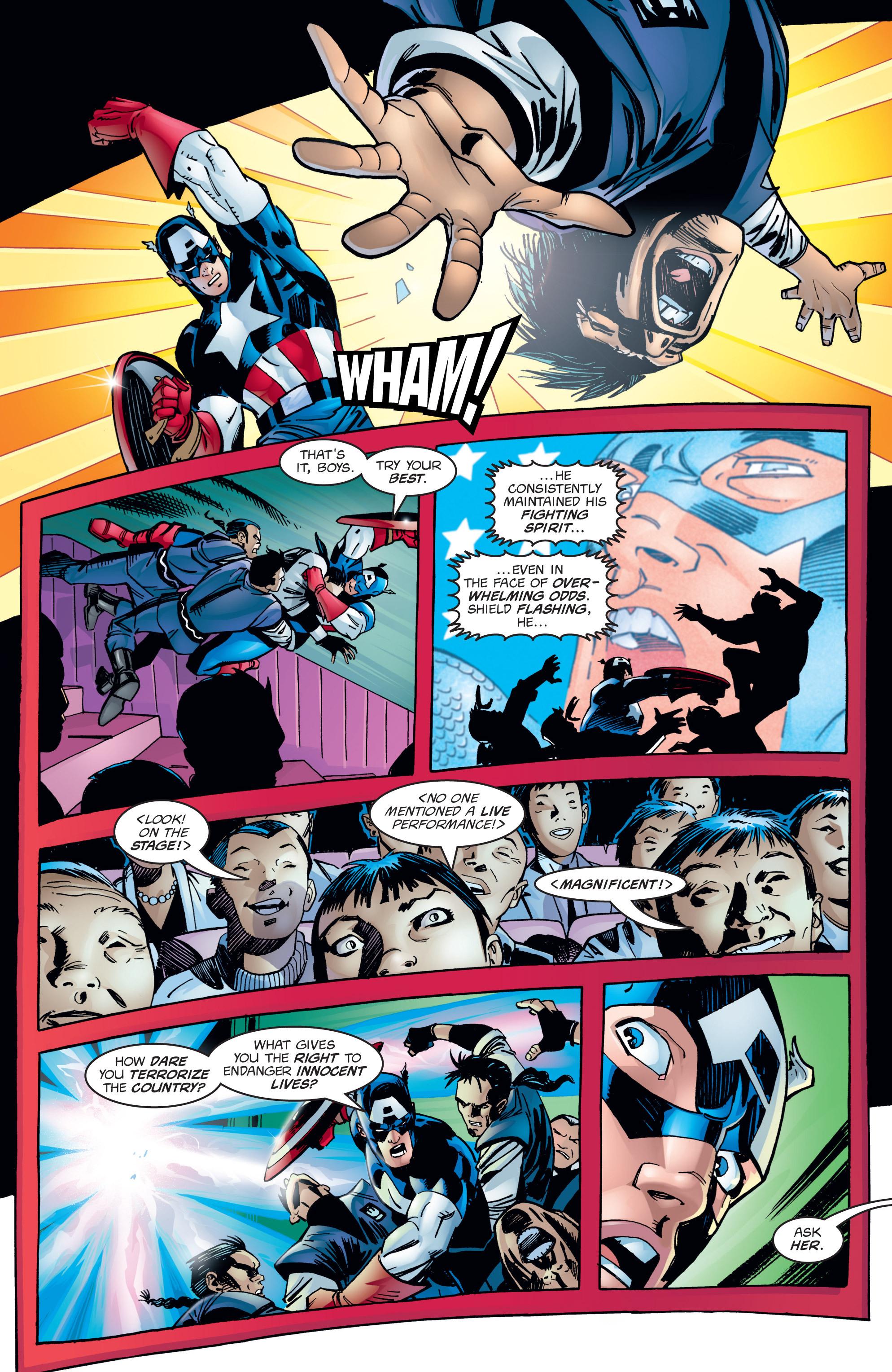 Captain America (1998) Issue #1 #4 - English 22
