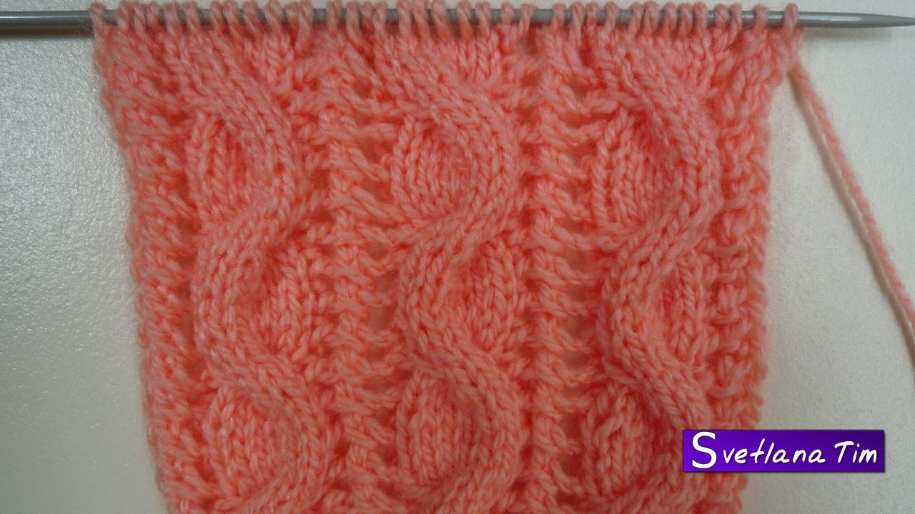 Параллельная схема плетения из бисера