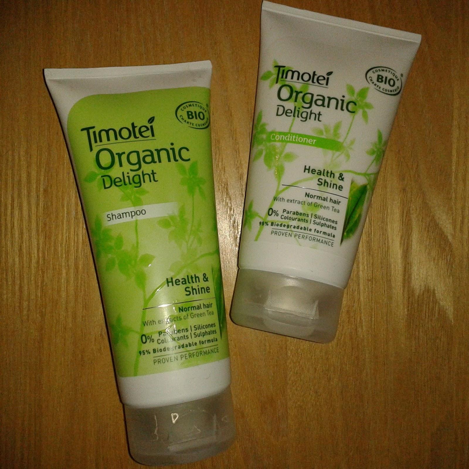 Timotei organic delight