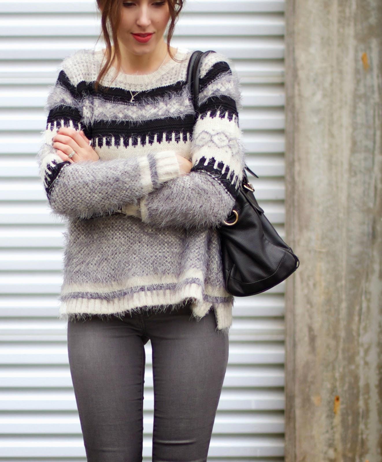 fuzzy-sweater