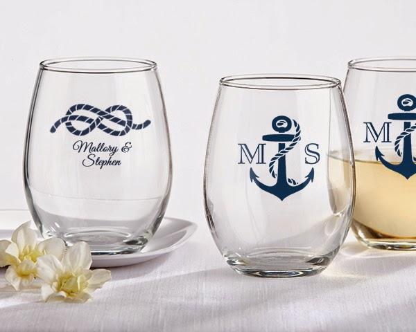 Kate Aspen nautical wedding favors/decorations