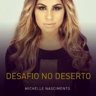 Confira a capa do novo CD de Michelle Nascimento