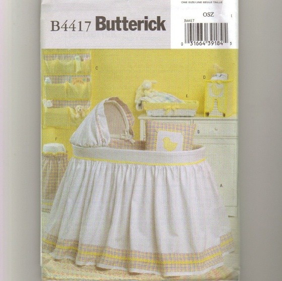 Baby Bassinet Cover2