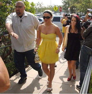 britney spears bodyguard