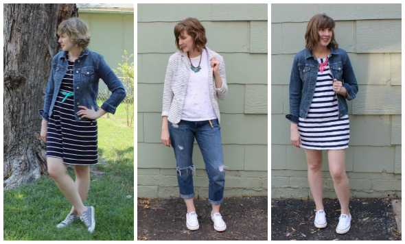 3 ways to style Converse sneakers | www.shealennon.com