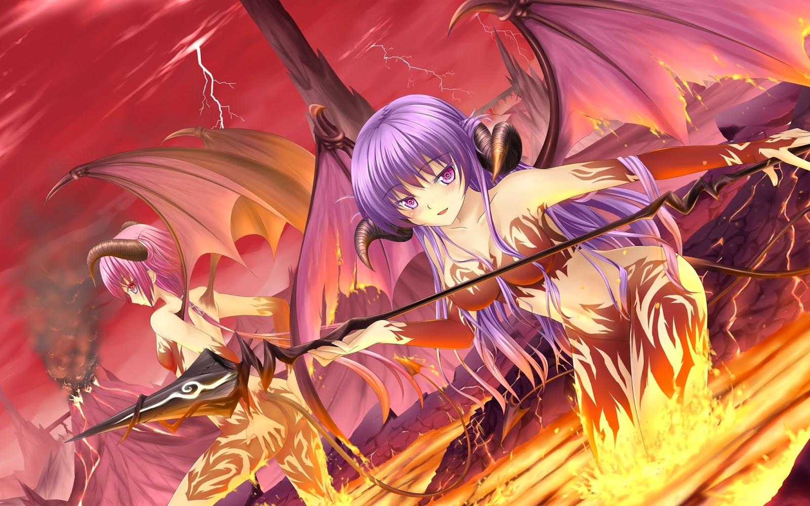 Футанари демоны 3d 17 фотография