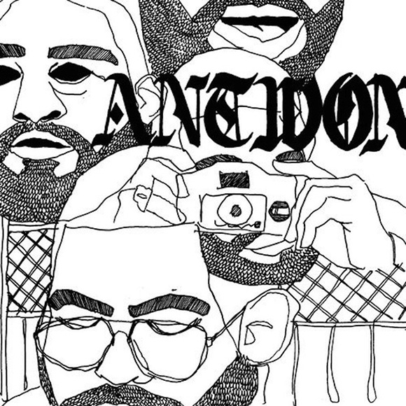 Antwon - Dying In The Pussy