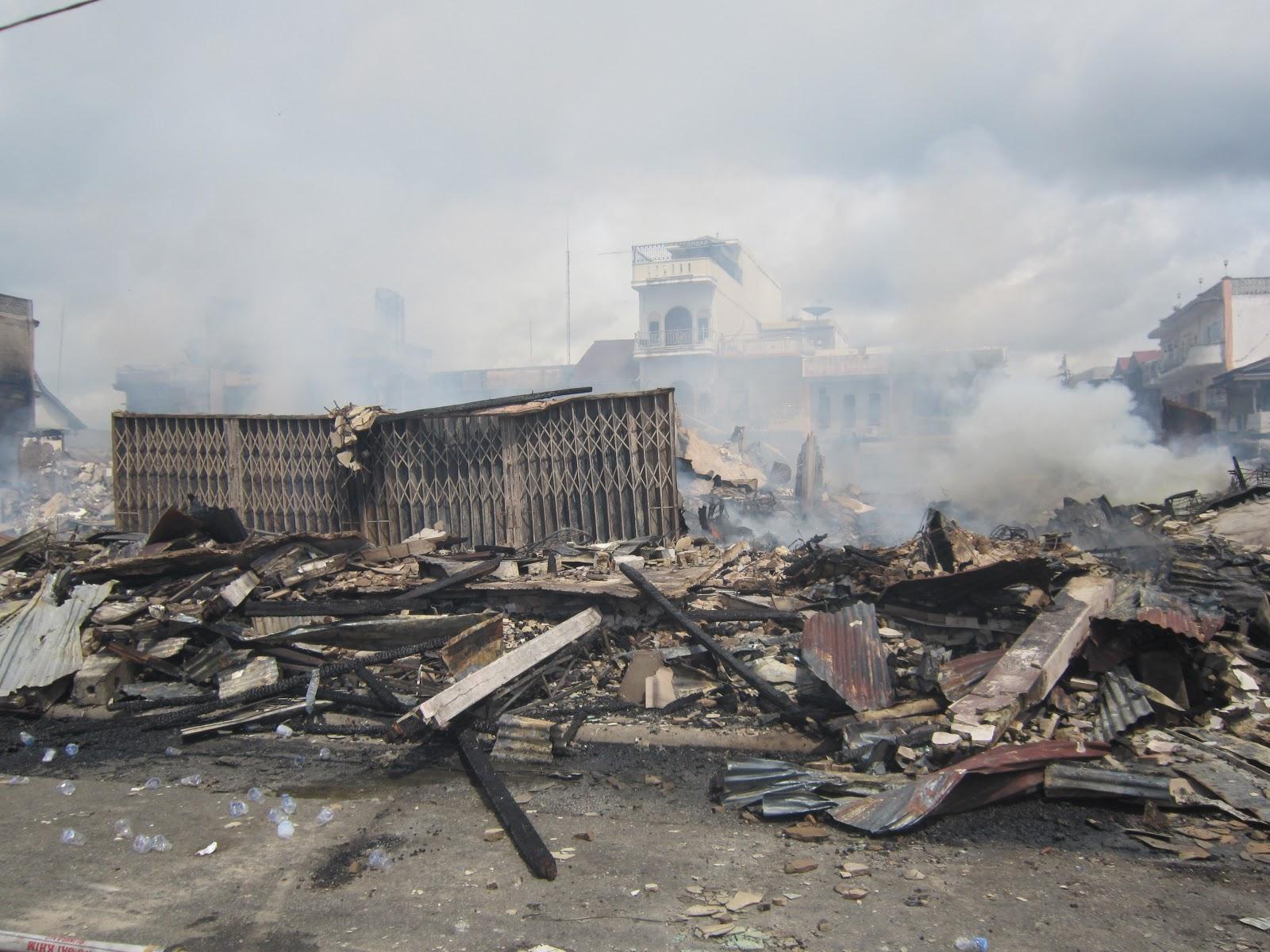 Film Pendek Dokumenter Tragedi Musibah Kebakaran Pasar