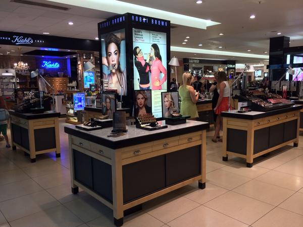 Bobbi Brown Pretty Powerful in 10 Steps Sheffield Meadowhall House of Fraser