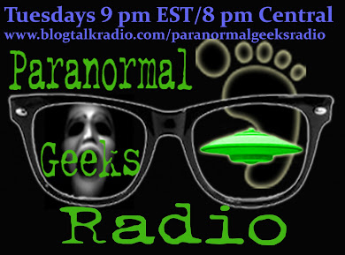 Paranormal Geeks Radio