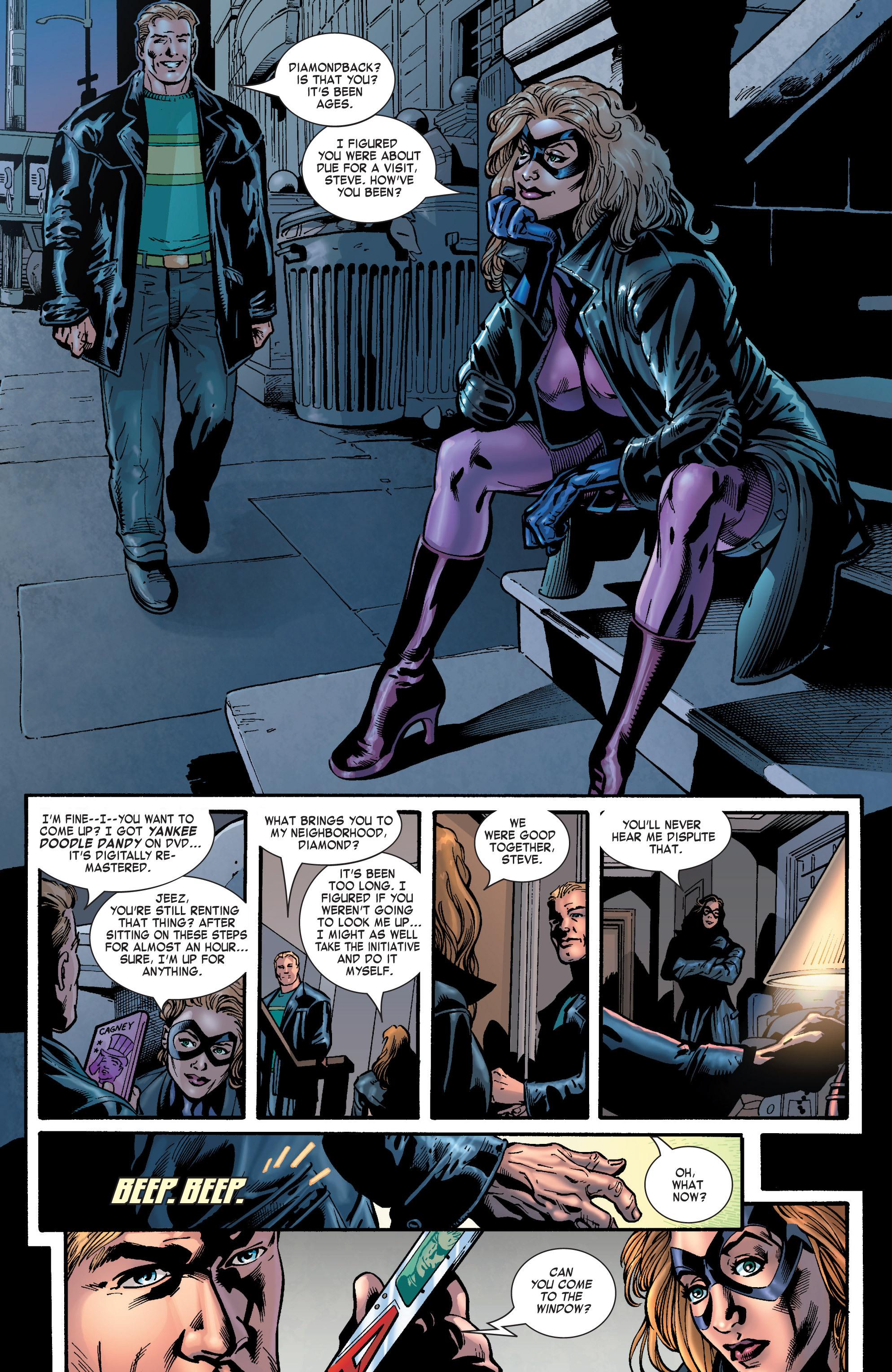 Captain America (2002) Issue #29 #30 - English 8