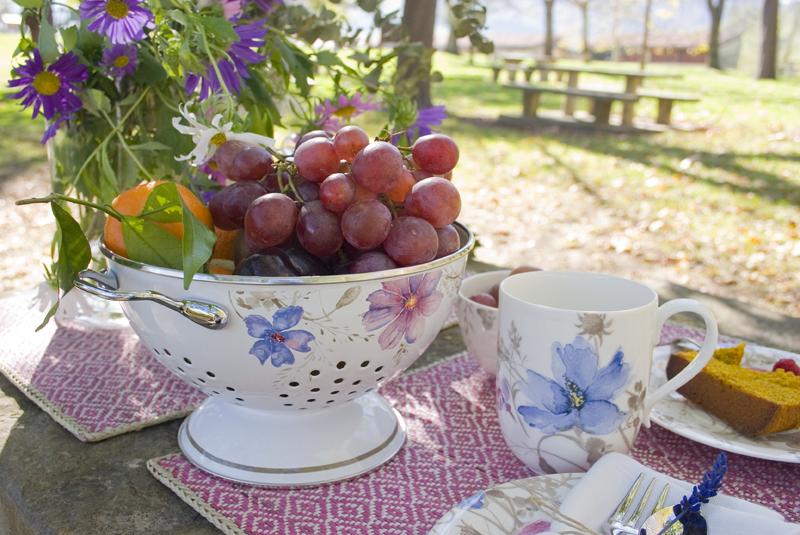 Decorar en familia: Merienda dulce #InspiredByVB en el campo7