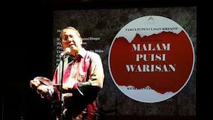 MALAM PUISI WARISAN @ ASWARA