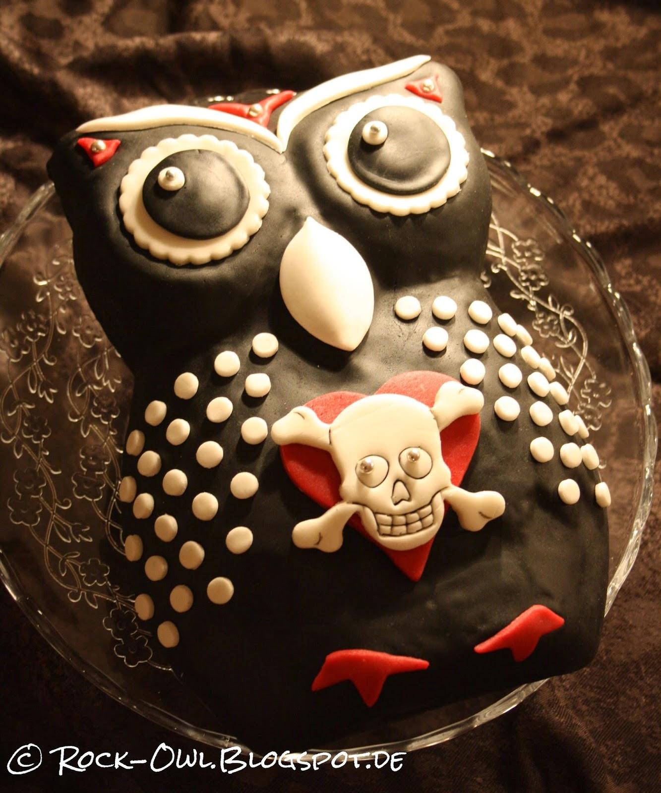 Rock And Owl Blog Ein Jahr 100 Posts Happy Birthday Rock Eule
