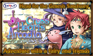 RPG Cross Hearts Arcadia Android Game Download,