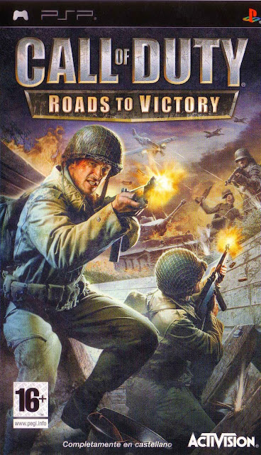 Call of Duty: Roads to Victory [Mult.Inc Español] [PSP]