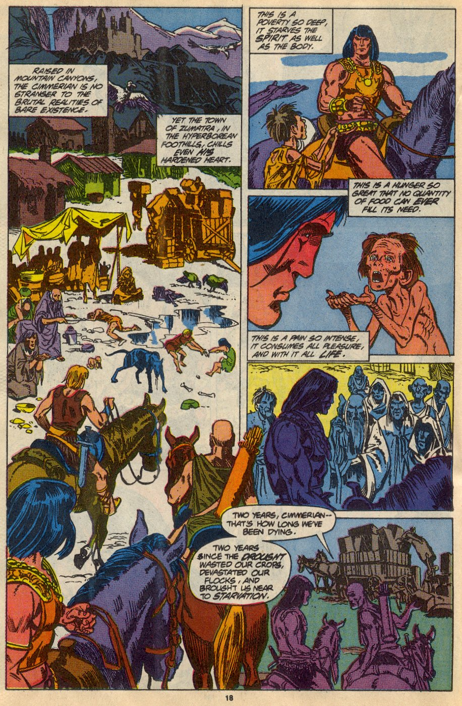 Conan the Barbarian (1970) Issue #230 #242 - English 15