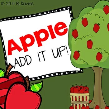 K-3 Apple Freebies