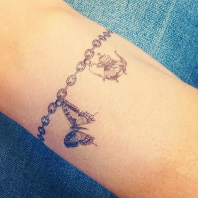 Bracelet Tattoo Designs: Paperself Tattoo Me