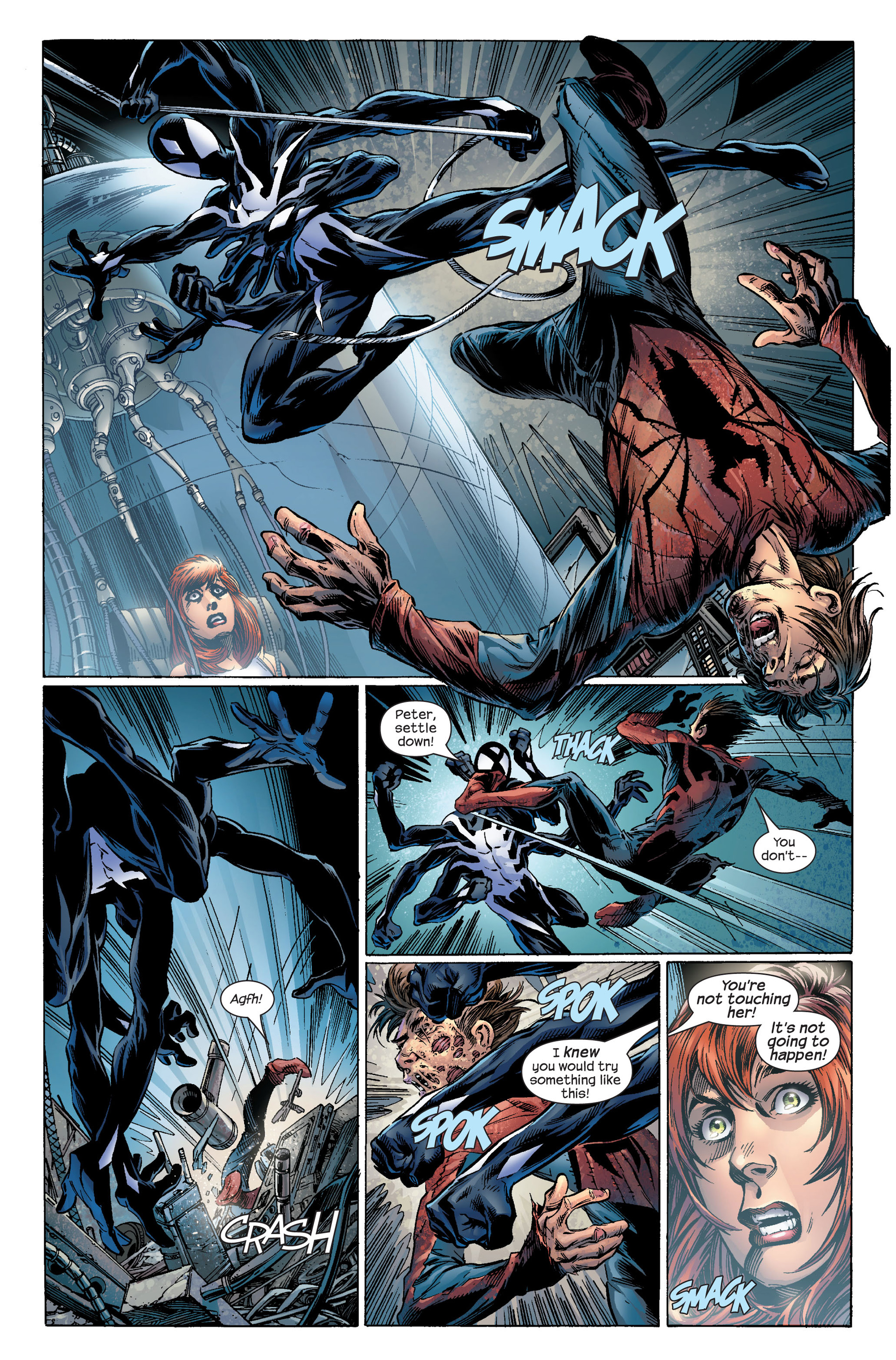 Ultimate Spider-Man (2000) Issue #100 #104 - English 13