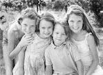 My fab four kiddos