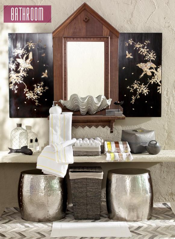 Boiserie c neo chic rurale ispirazione n 3 - Zara home bagno ...