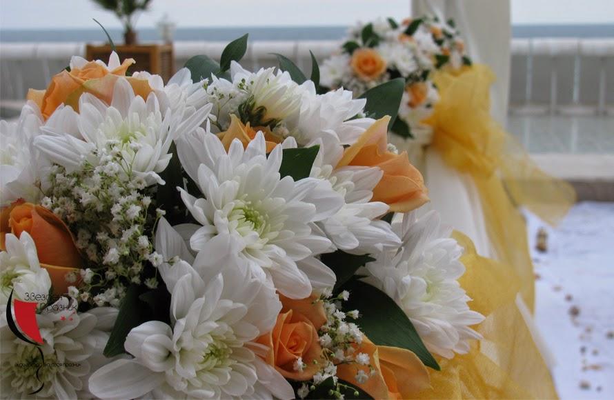 Декорация от Хризантеми