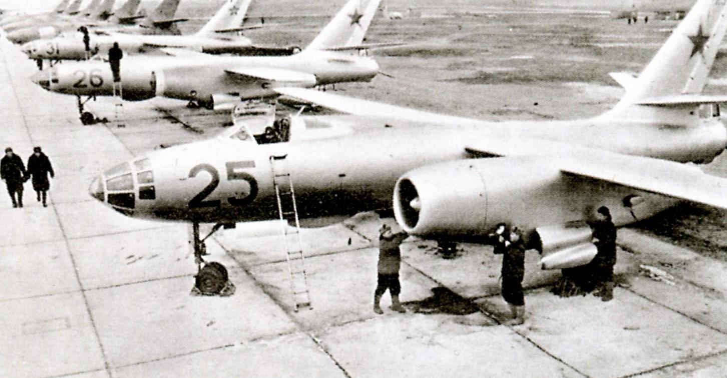Бомбардировщики Ил-28 фото