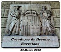 Cazadores de Hermes Barcelona