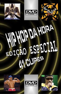 Download - Hip Hop da Hora - Edição Especial 41 Clipes DVD-R (2012)