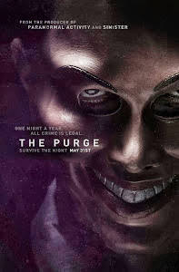 Poster Of The Purge 2013 In Hindi Bluray 720P Free Download