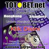 DAFTAR TOTOBET