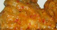 resep ayam bumbu rujak spesial resep cara membuat