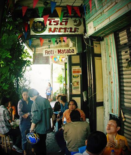 Roti-Mataba: Bangkok Breakfast