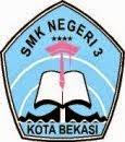 Logo SMK Negeri 3 Kota Bekasi
