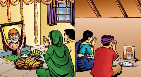 Prayers Will Be Taken To Shirdi On February 25, 2014