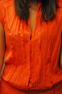 Joseph Dress, Pura Lopez Sandals, abito Tangerine Tango, fashion blogger, abbigliamento estivo