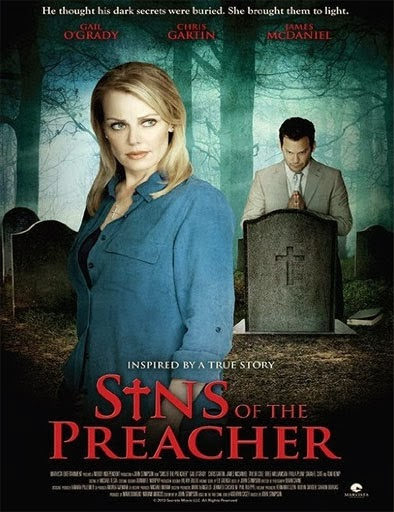 Poster de Sins of The Preacher (2013)
