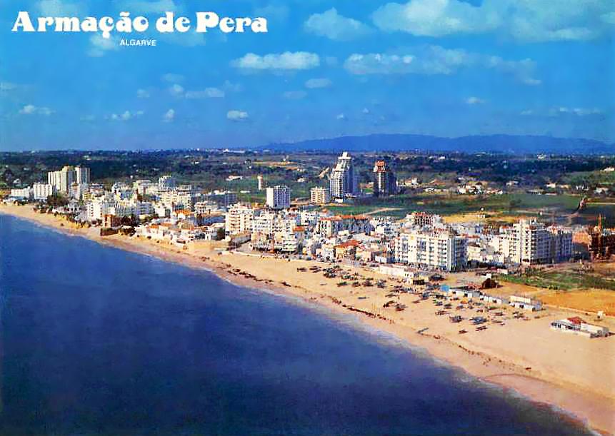 Armacao de Pera Portugal  City pictures : Retratos de Portugal: Armação de Pêra Vista Aérea