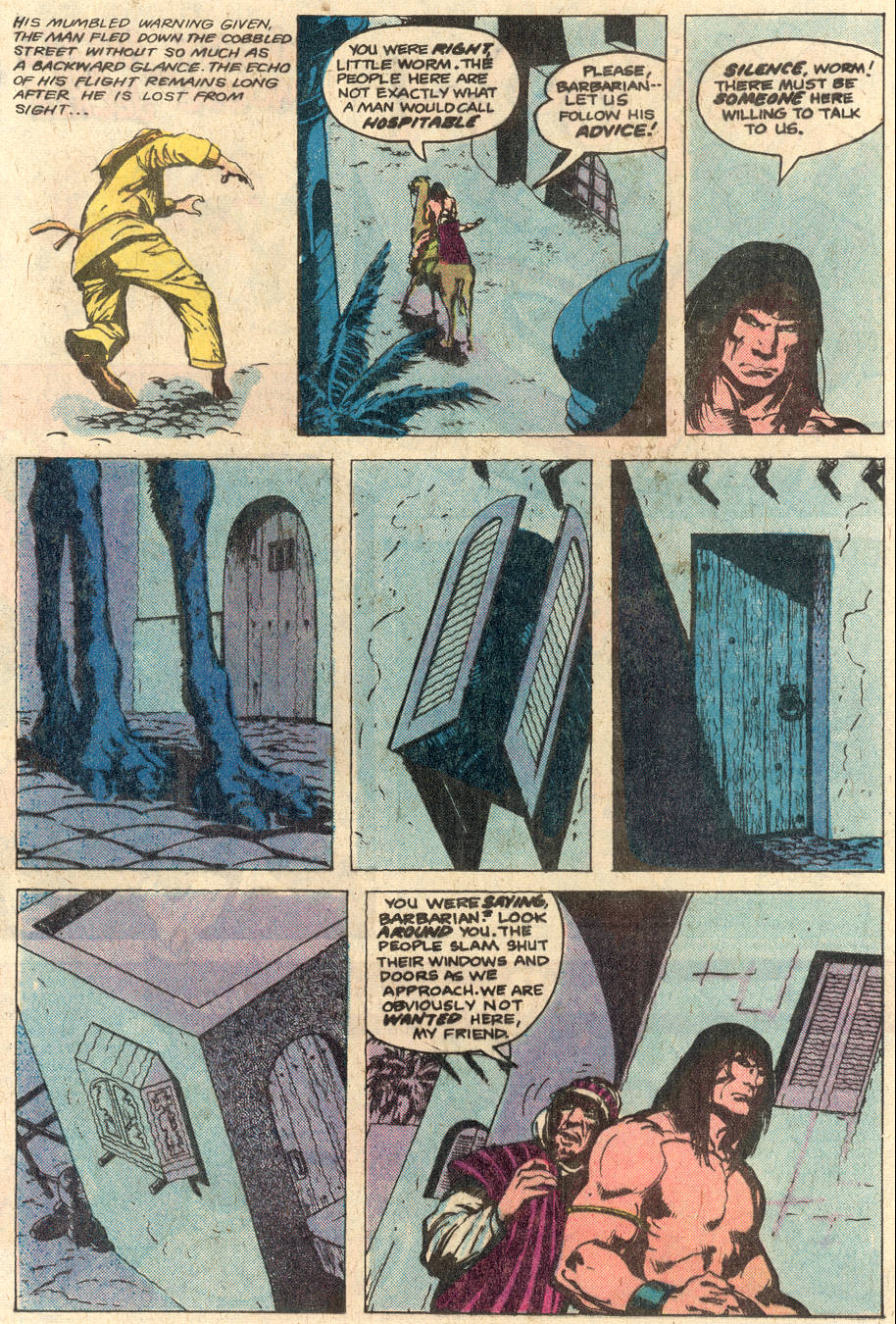 Conan the Barbarian (1970) Issue #116 #128 - English 12
