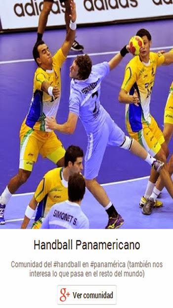 Comunidad del Handball Panamericano | Mundo Handball