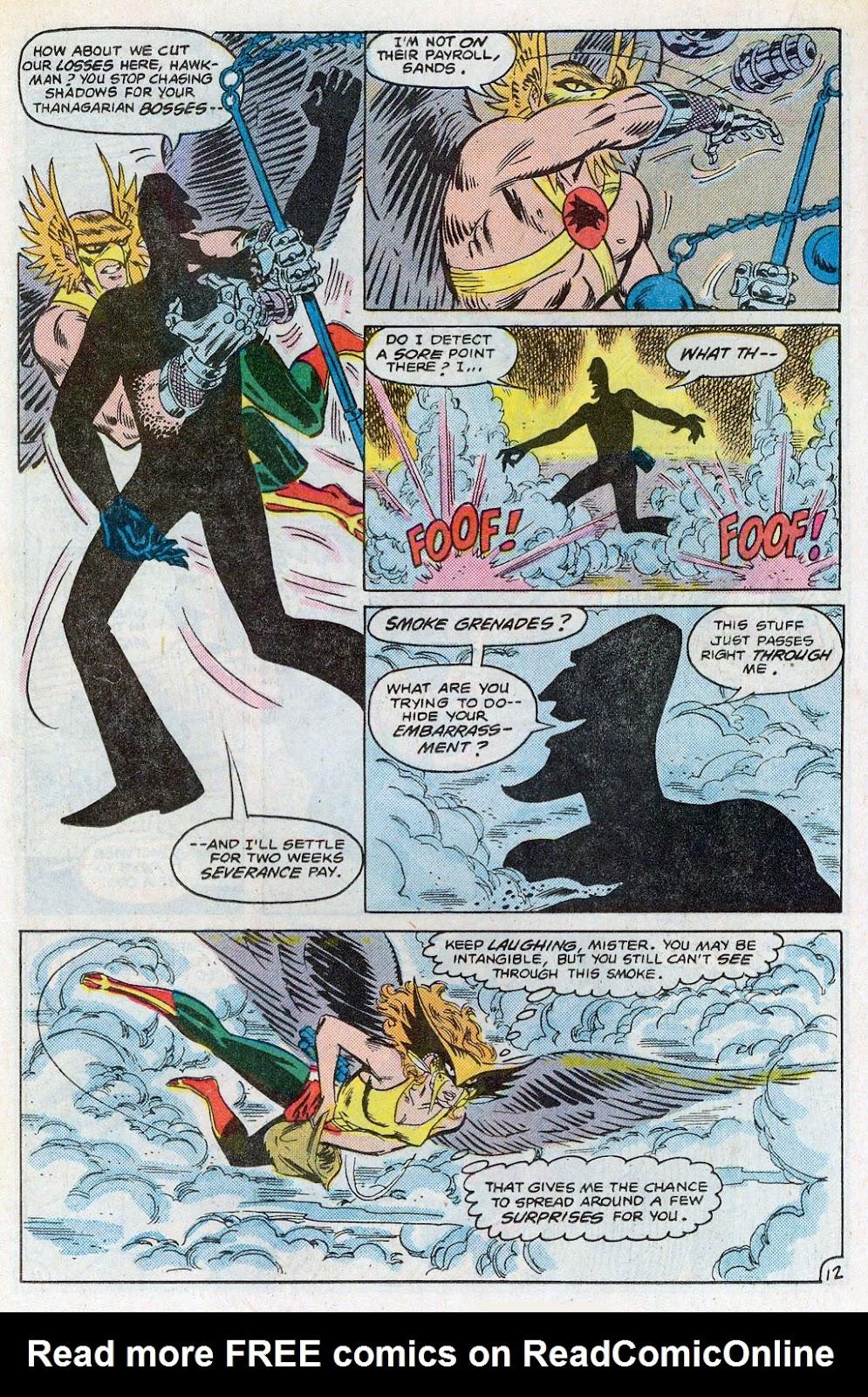 Hawkman (1986) Issue #3 #3 - English 15